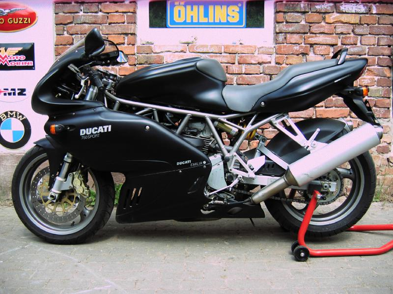 Ducati Ss  Specifications