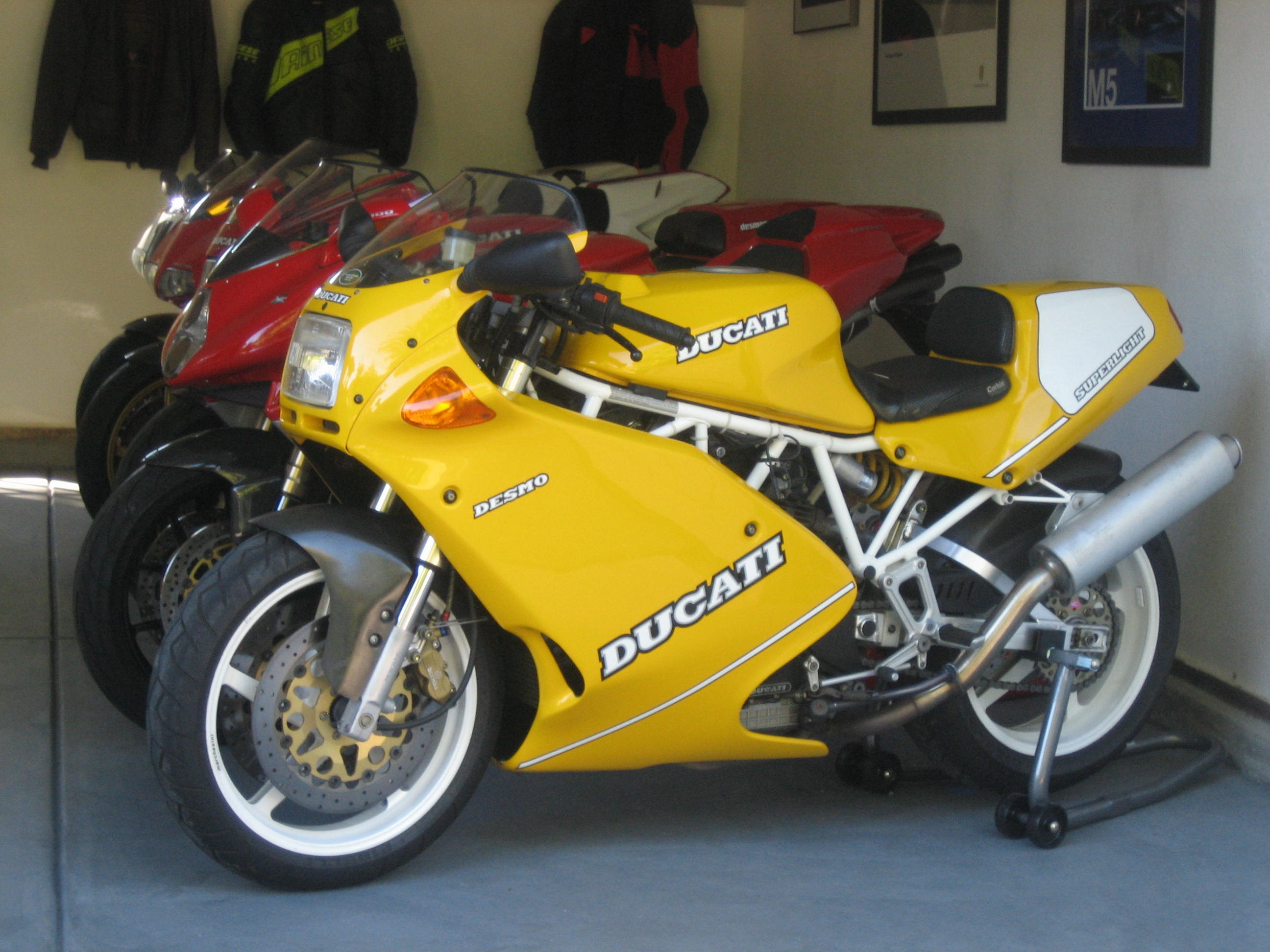 Ducati Supersport  Manual