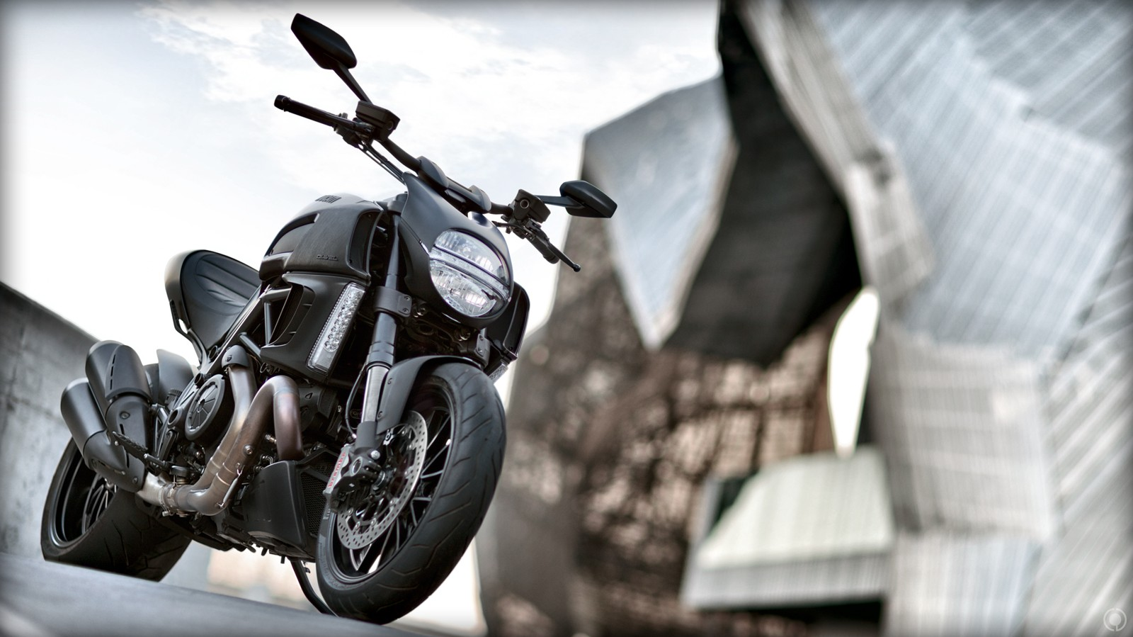Ducati Diavel Dark 2013 #10
