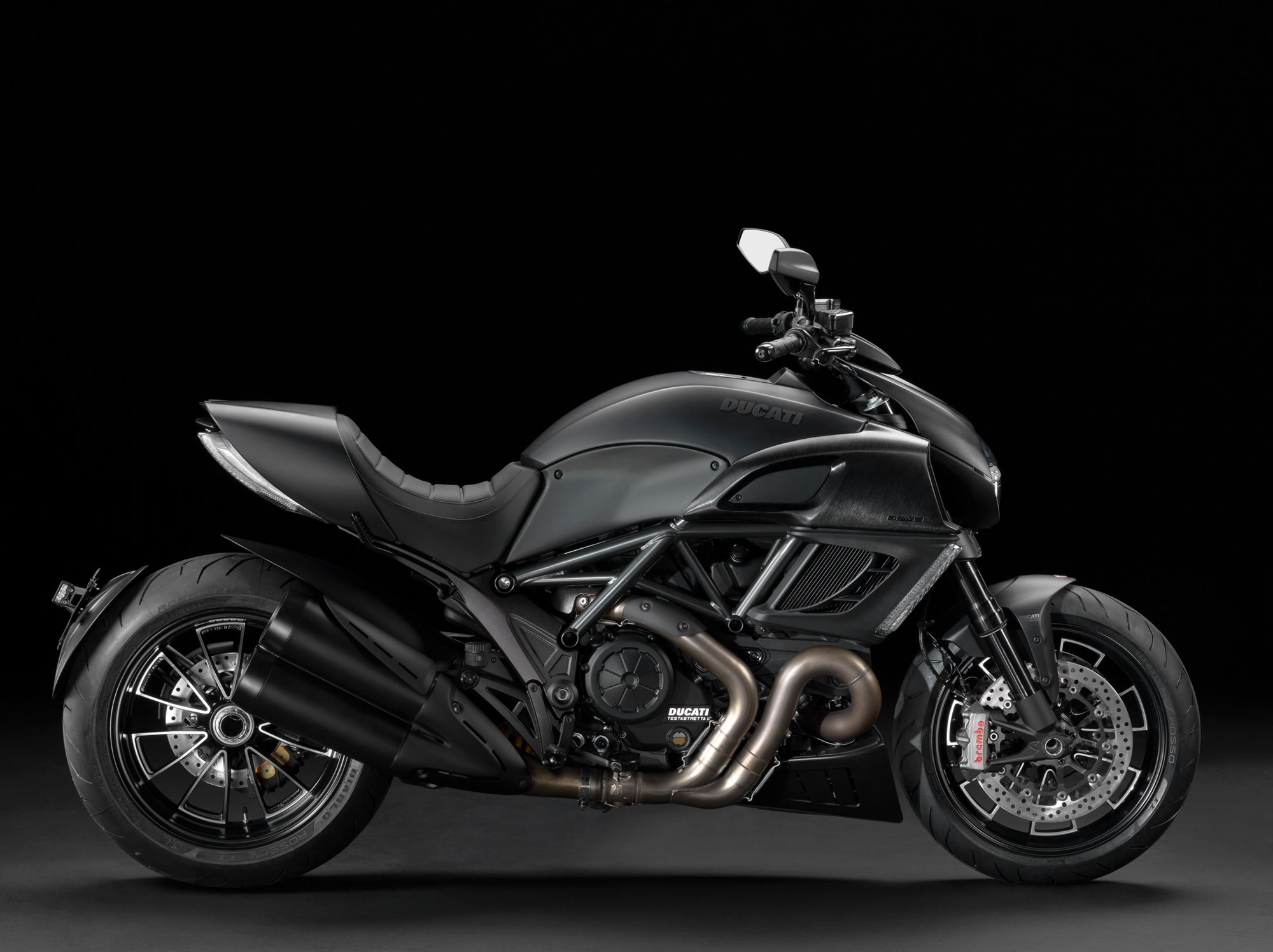 Ducati Diavel Dark 2013 #2
