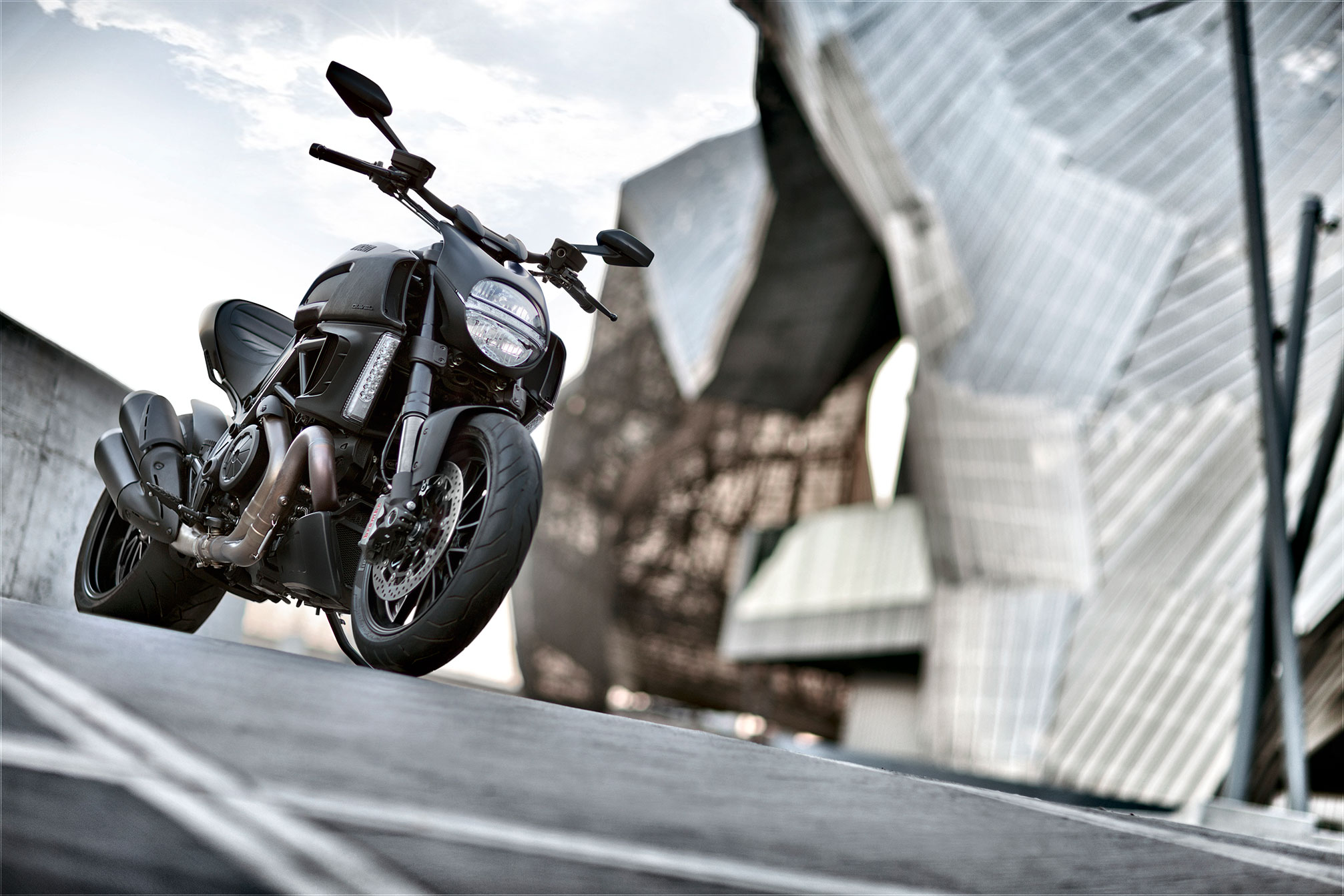 Ducati Diavel Dark 2014 #6