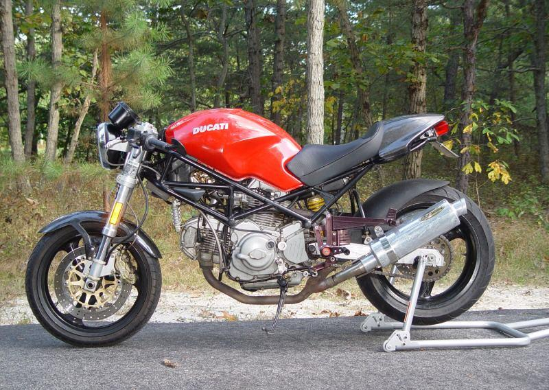 Ducati Monster   Manual