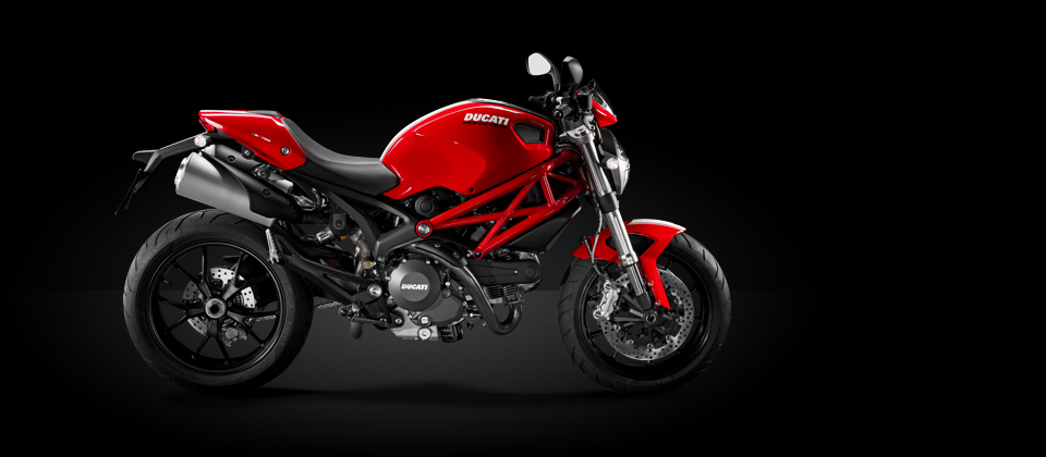 Ducati Monster 796 Corse Stripe 2014 #1