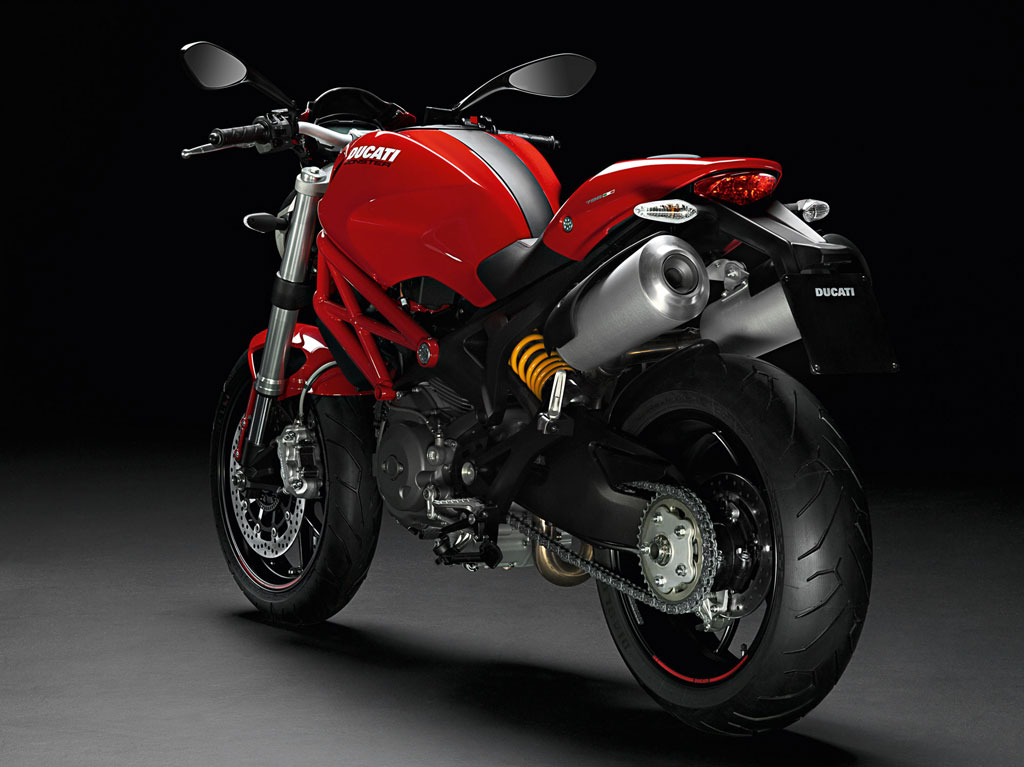 Ducati Monster 796 Corse Stripe 2014 #10