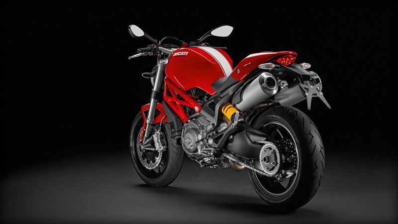 Ducati Monster 796 Corse Stripe 2014 #3
