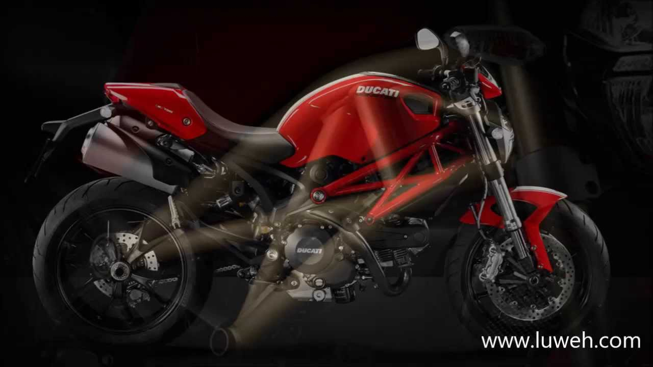 Ducati Monster 796 Corse Stripe 2014 #6