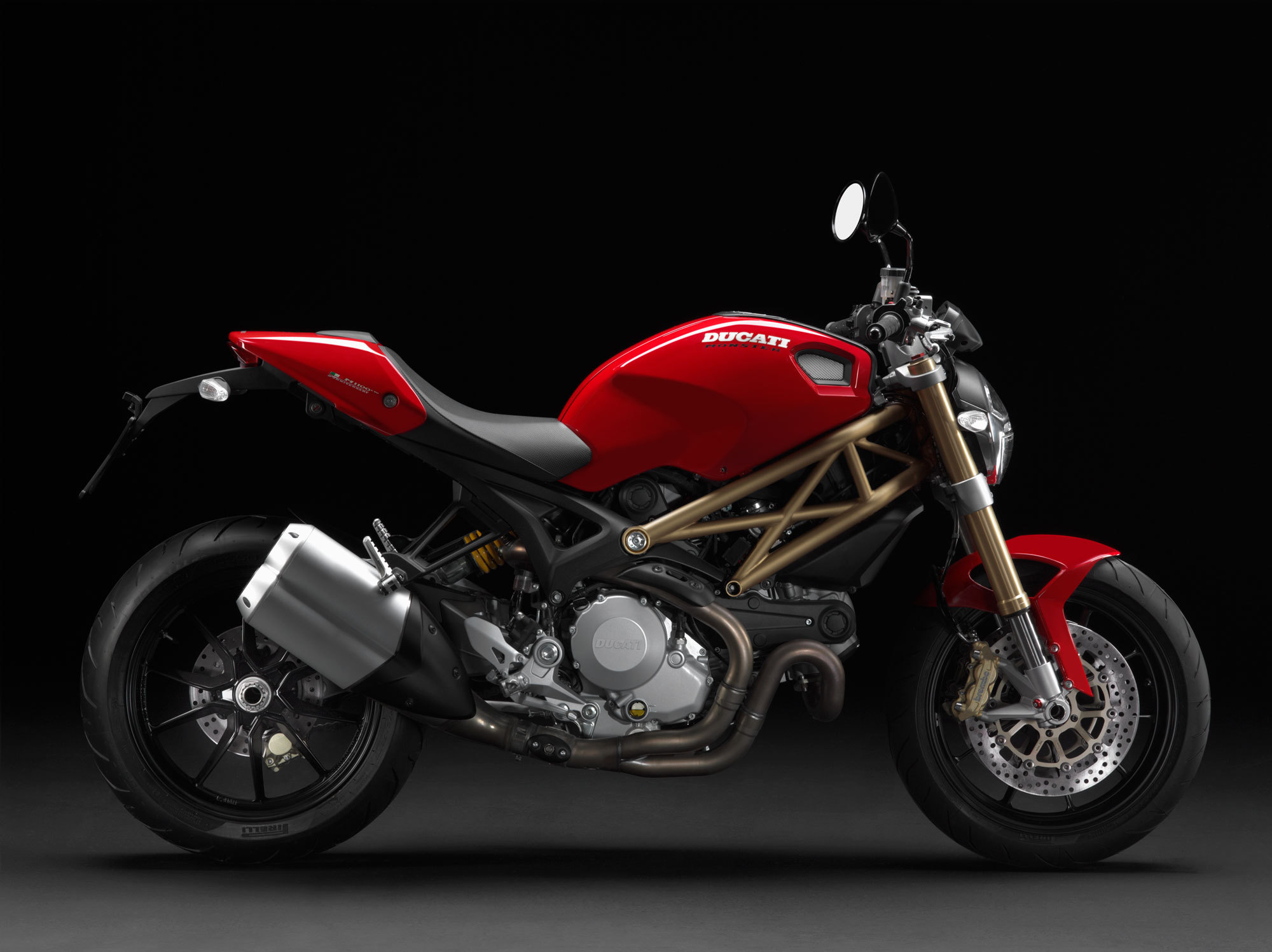 Ducati Monster 796 Corse Stripe 2014 #7