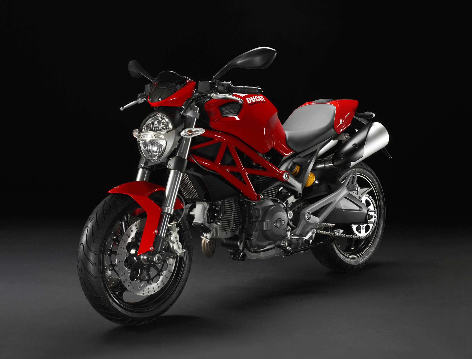 Ducati Monster 796 Corse Stripe 2014 #9