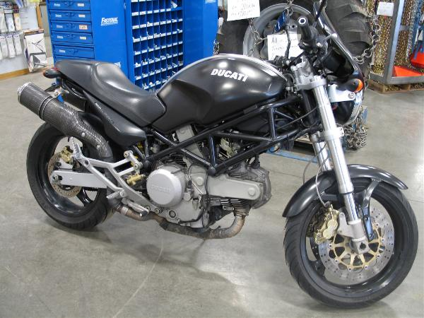 Ducati Monster 800 DARK i.e. 2003 #4