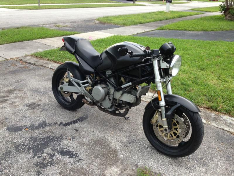 Ducati Monster 800 DARK i.e. 2003 #7