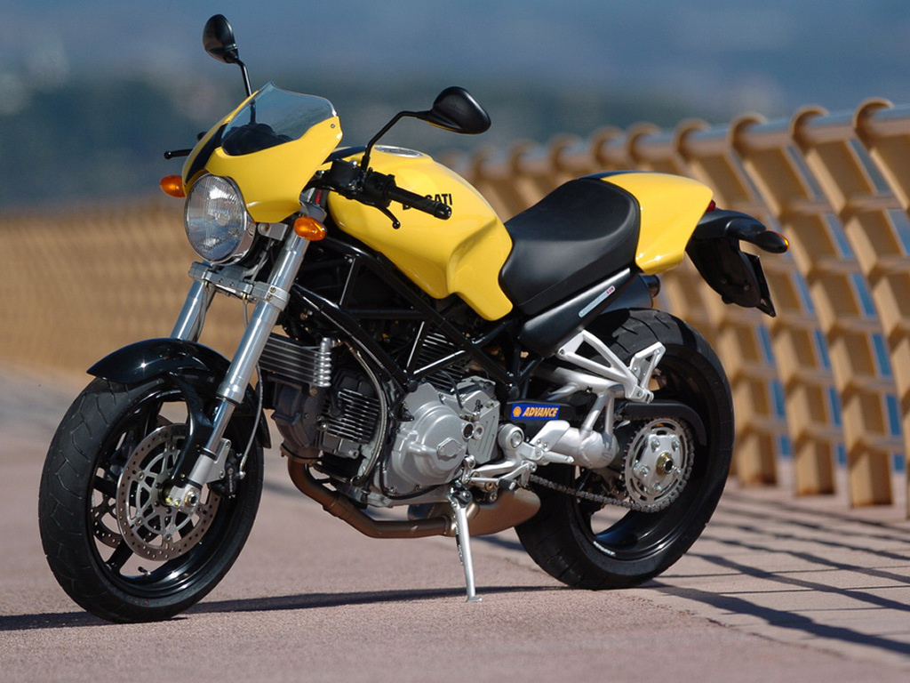 Ducati Monster 900/Monster 900 Dark/Monster 900 City/Monster 900 Cromo/Monster 900 Special 2000 #12