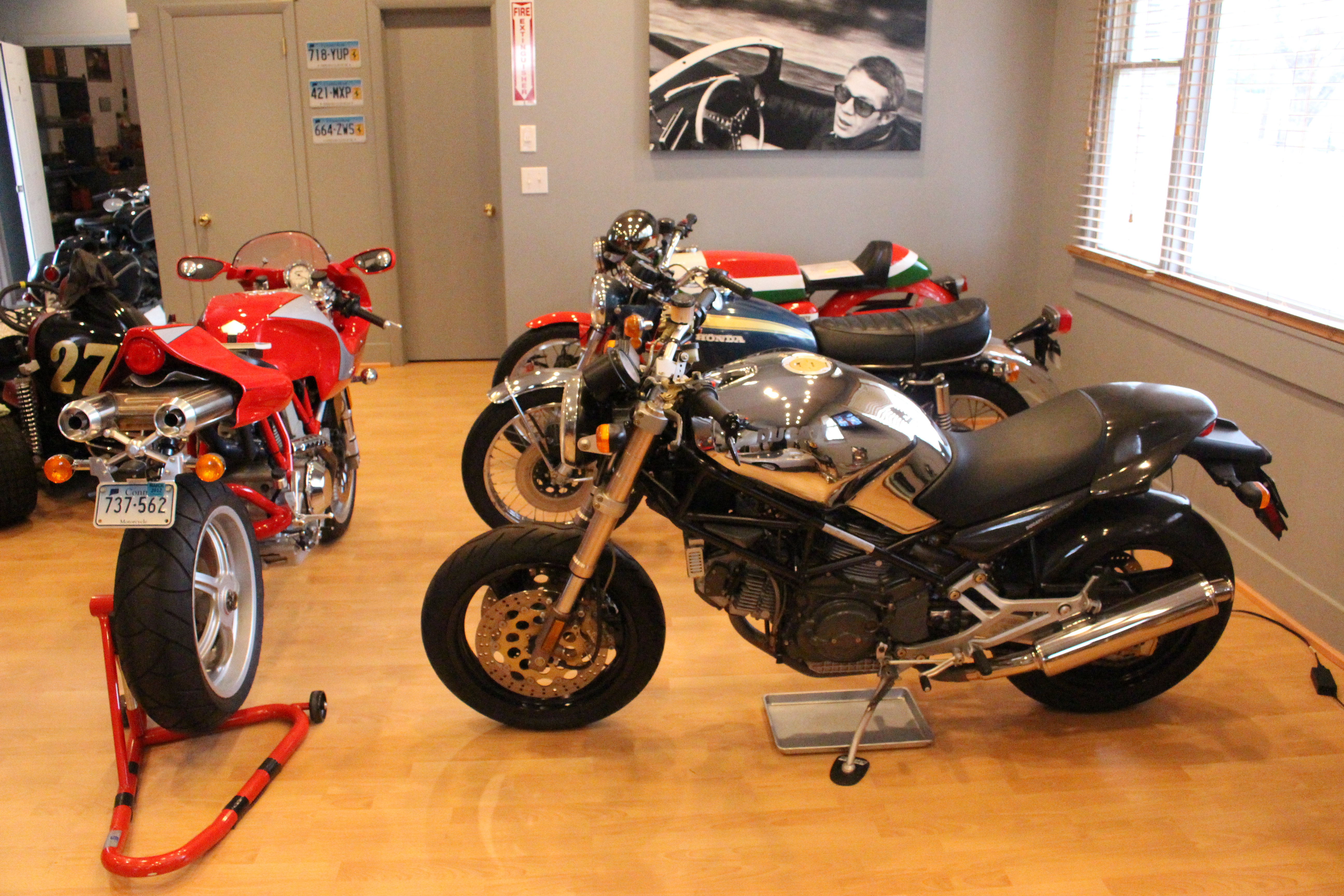 Ducati Monster 900/Monster 900 Dark/Monster 900 City/Monster 900 Cromo/Monster 900 Special 2000 #13