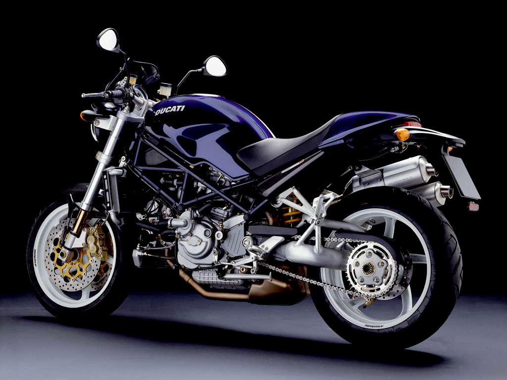 Ducati Monster 900/Monster 900 Dark/Monster 900 City/Monster 900 Cromo/Monster 900 Special 2000 #14