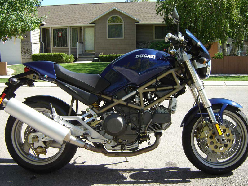 Ducati Monster 900/Monster 900 Dark/Monster 900 City/Monster 900 Cromo/Monster 900 Special 2000 #2