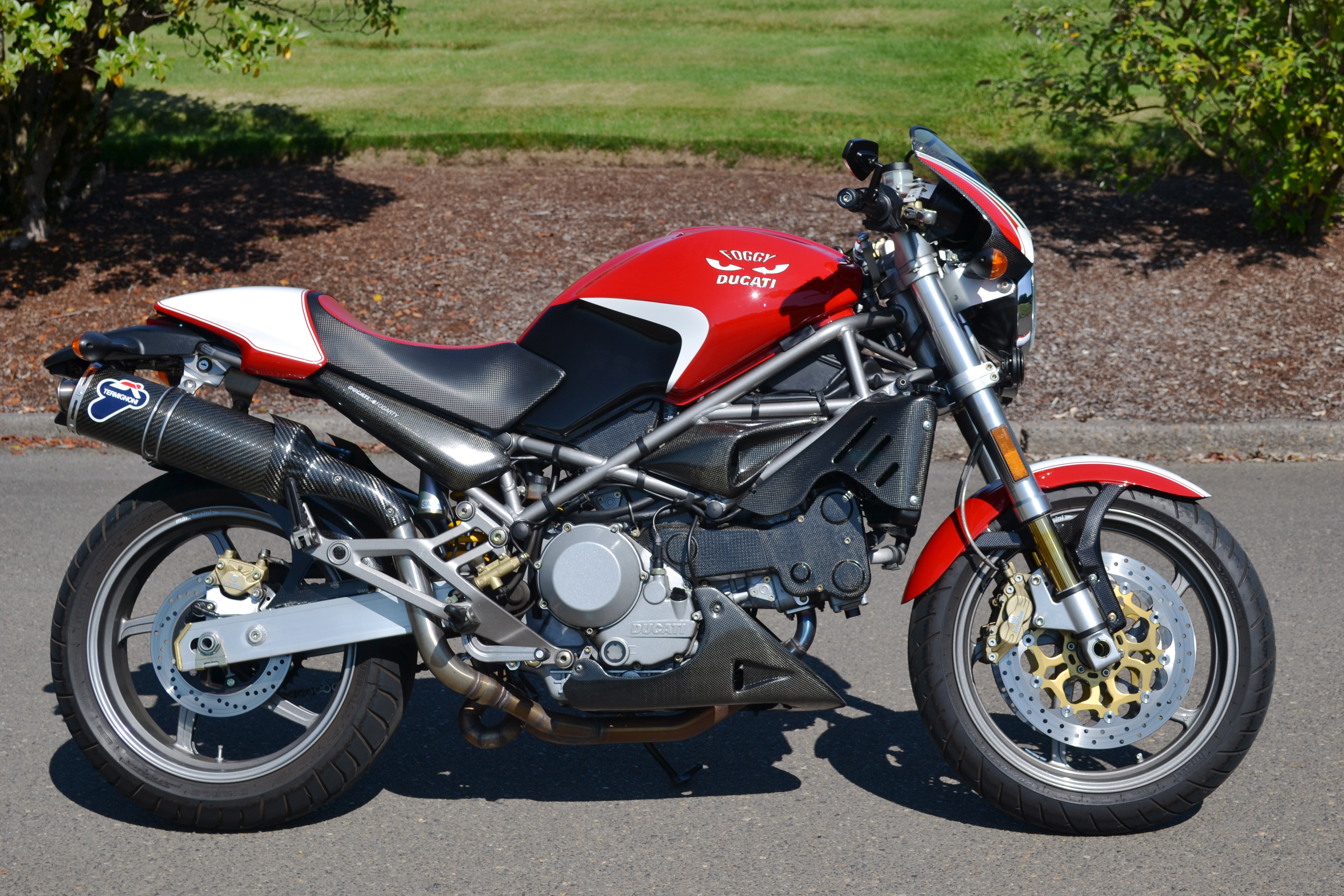 Ducati Monster 900/Monster 900 Dark/Monster 900 City/Monster 900 Cromo/Monster 900 Special 2000 #3