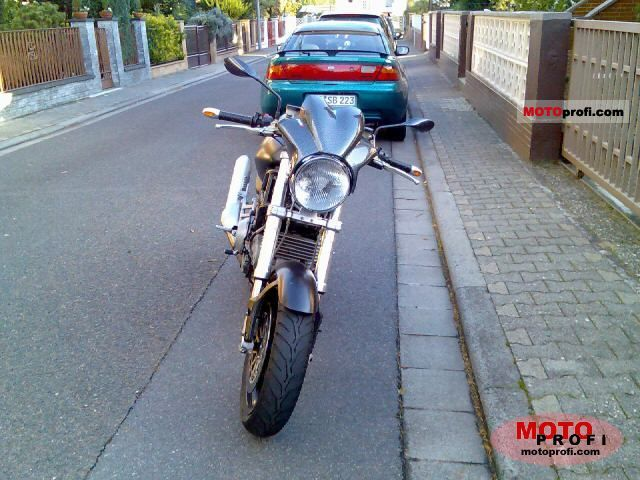 Ducati Monster 900/Monster 900 Dark/Monster 900 City/Monster 900 Cromo/Monster 900 Special 2000 #7