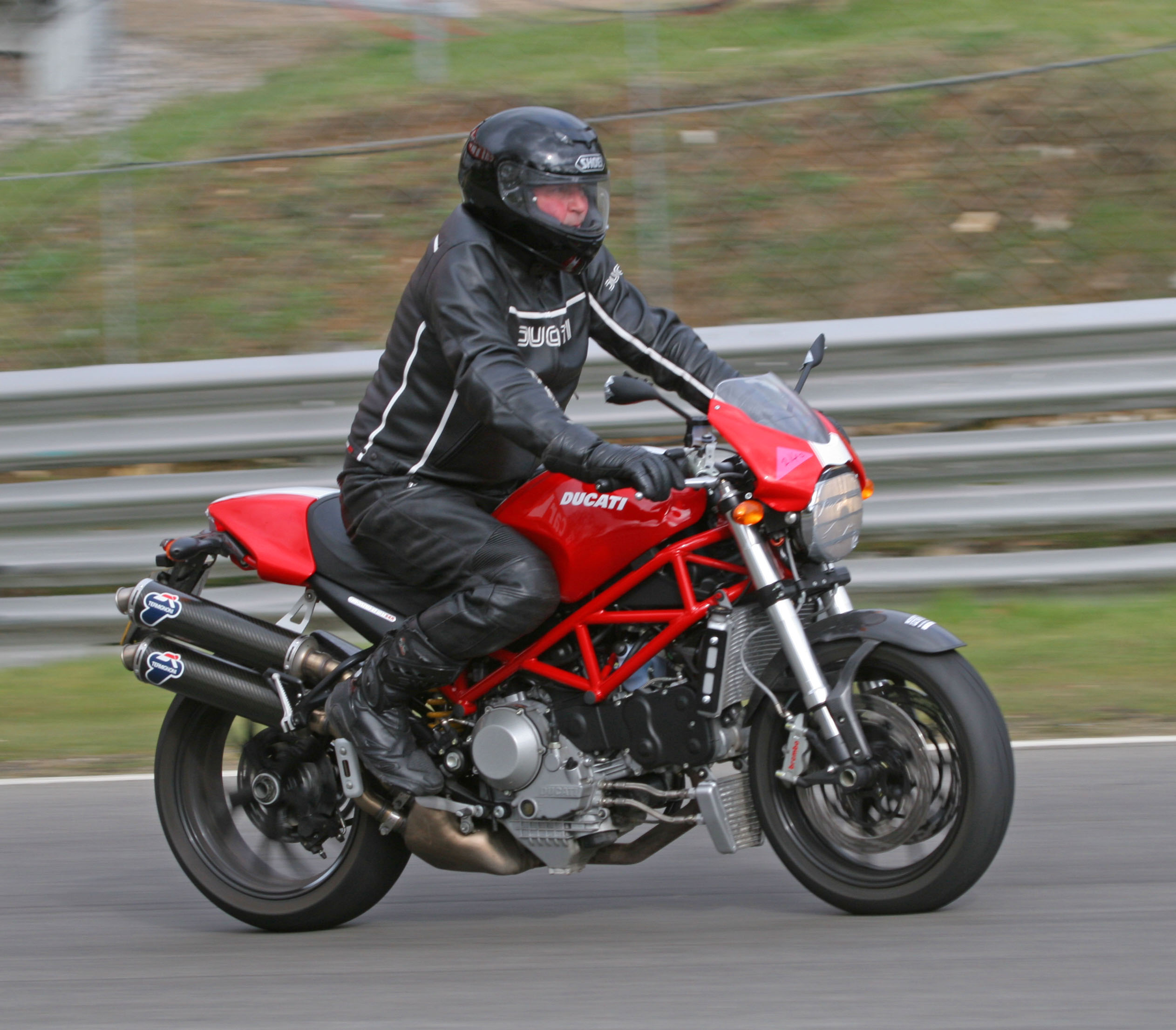 Ducati Monster   Mpg