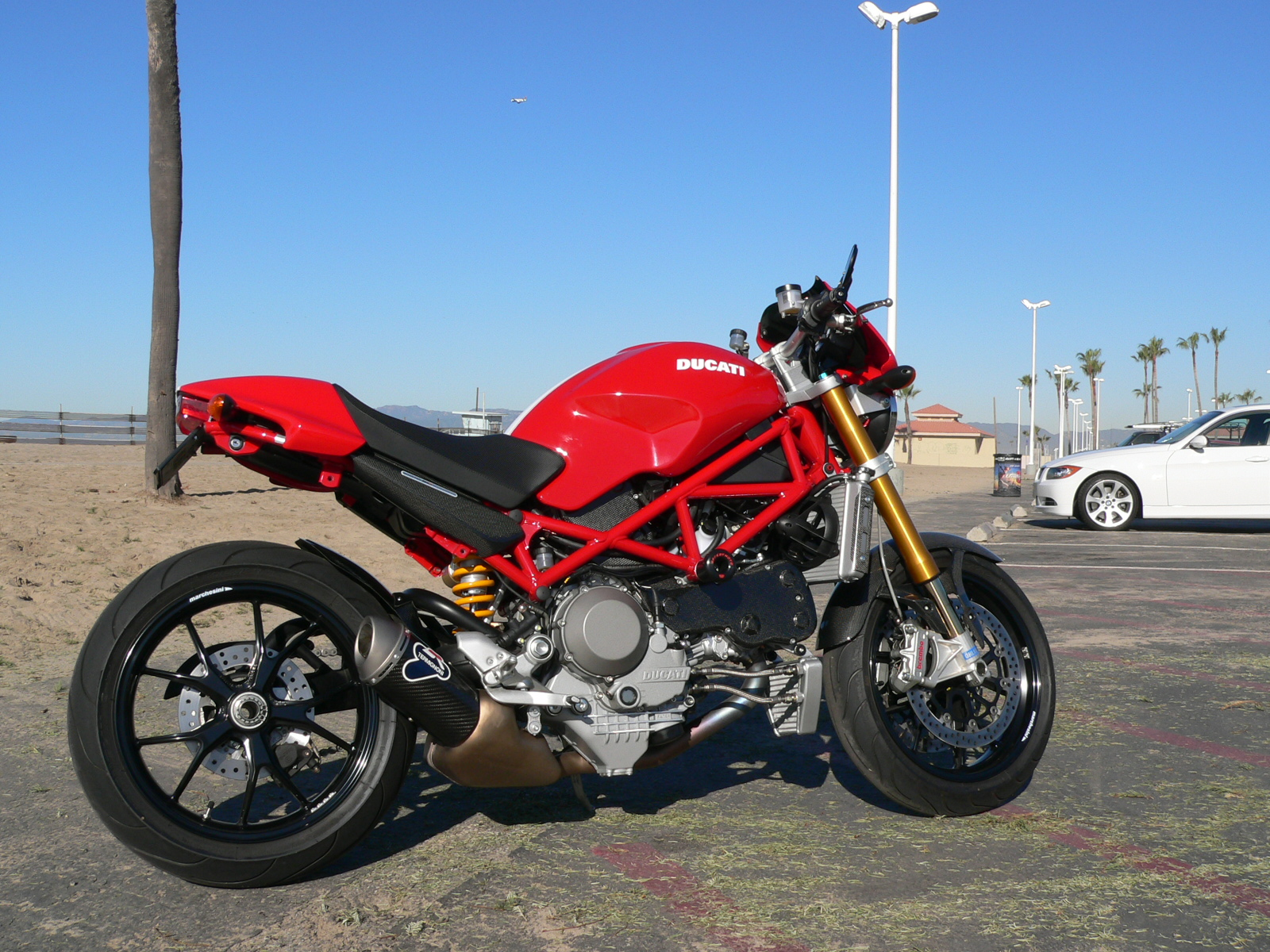 Ducati Monster S4Rs Testastretta 2007 #1