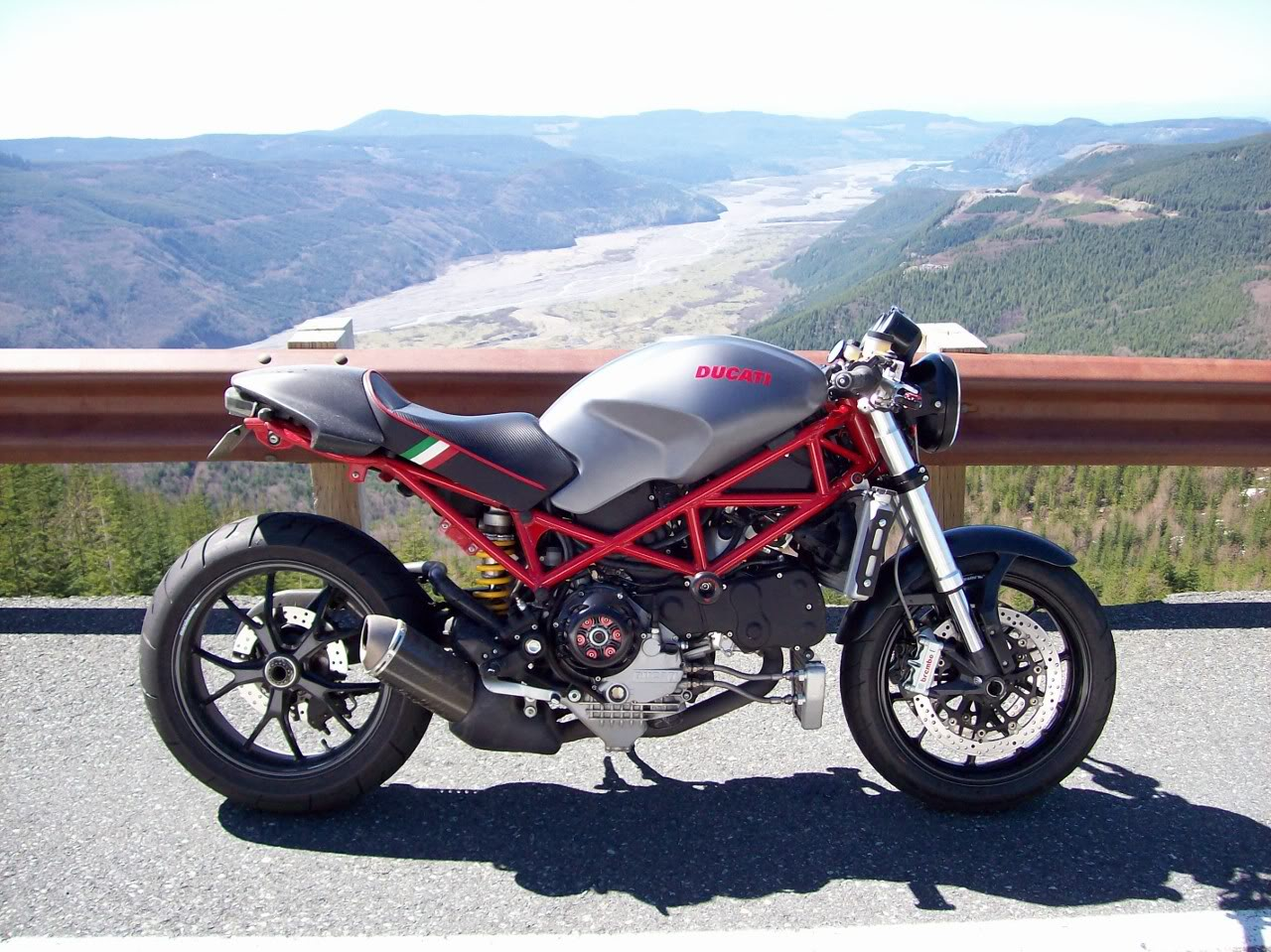 Ducati Monster S4Rs Testastretta 2007 #11
