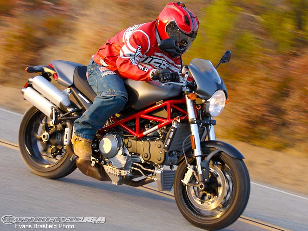 Ducati Monster S4Rs Testastretta 2007 #5