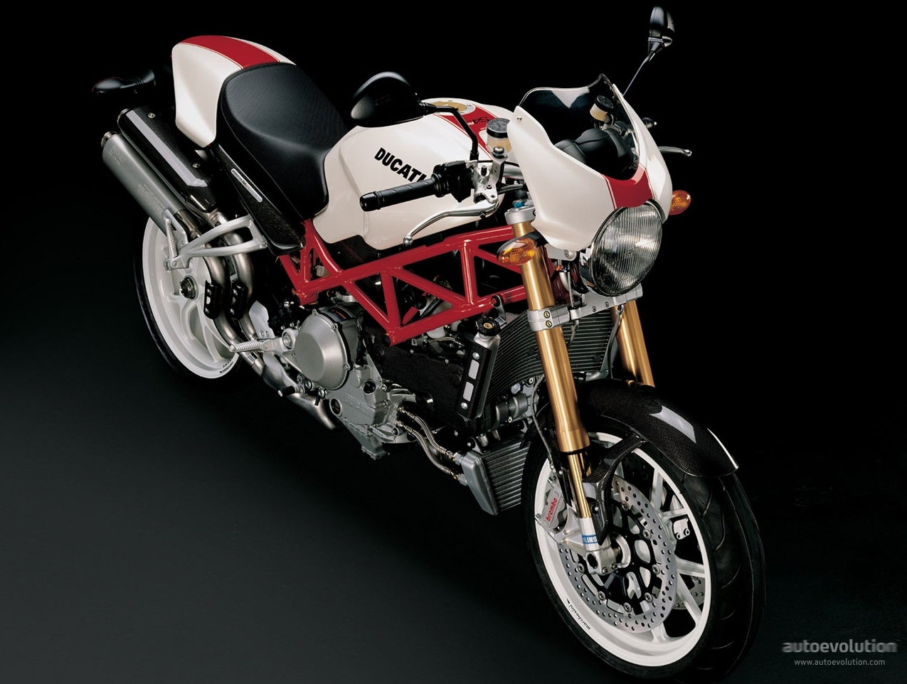 Ducati Monster S4Rs Testastretta 2007 #7