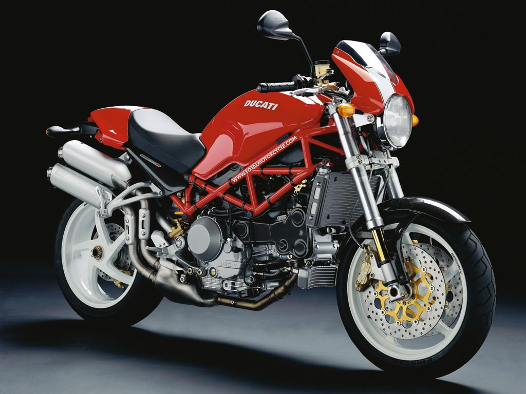 Ducati Monster SR2 #6