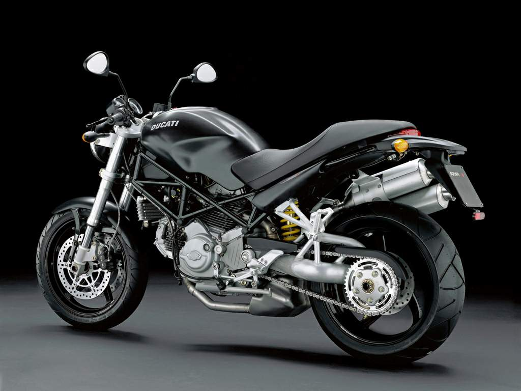 Ducati Monster SR2 Dark 2006 #2