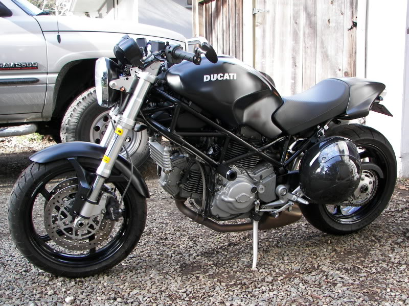 Ducati Monster SR2 Dark 2006 #4