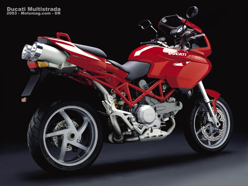 Ducati Multistrada 1000 DS #2
