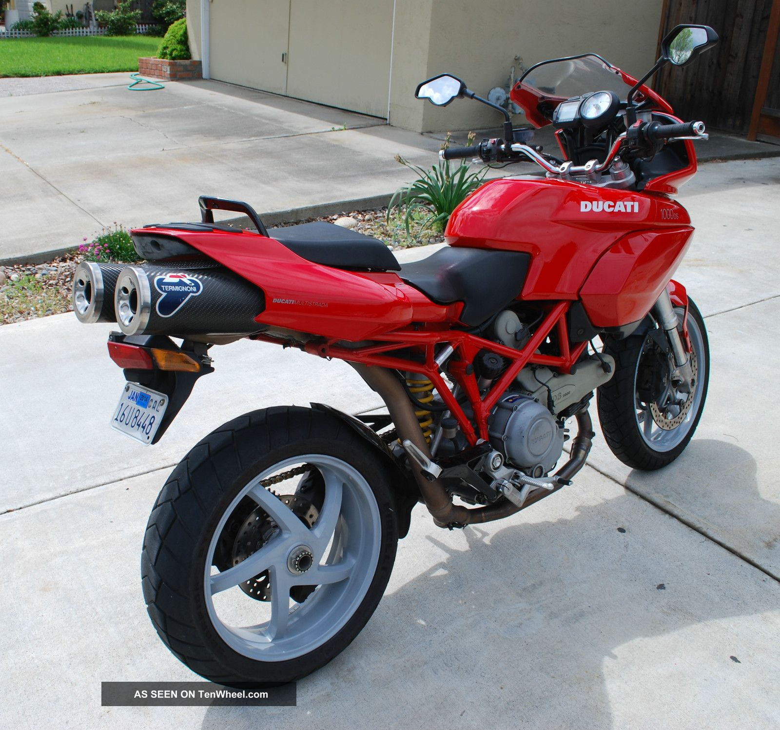 2004 ducati multistrada 1000 ds moto zombdrive com. Black Bedroom Furniture Sets. Home Design Ideas
