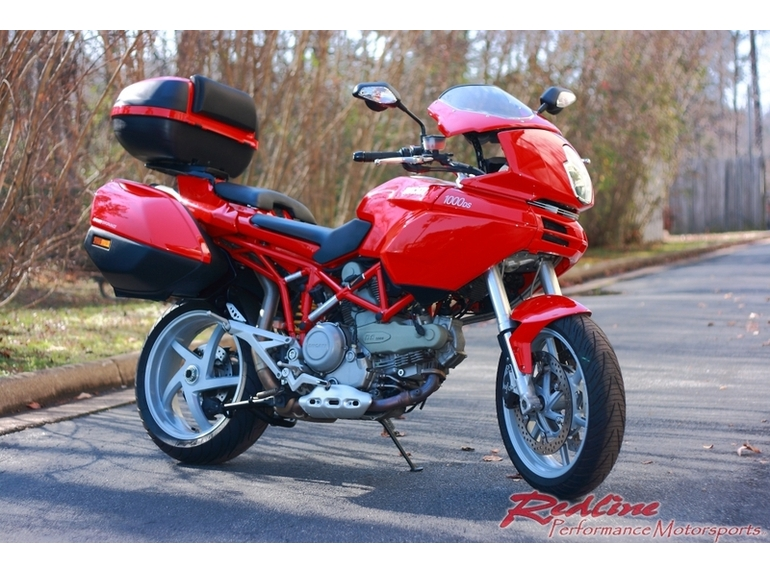 Ducati Multistrada 1000 DS #9