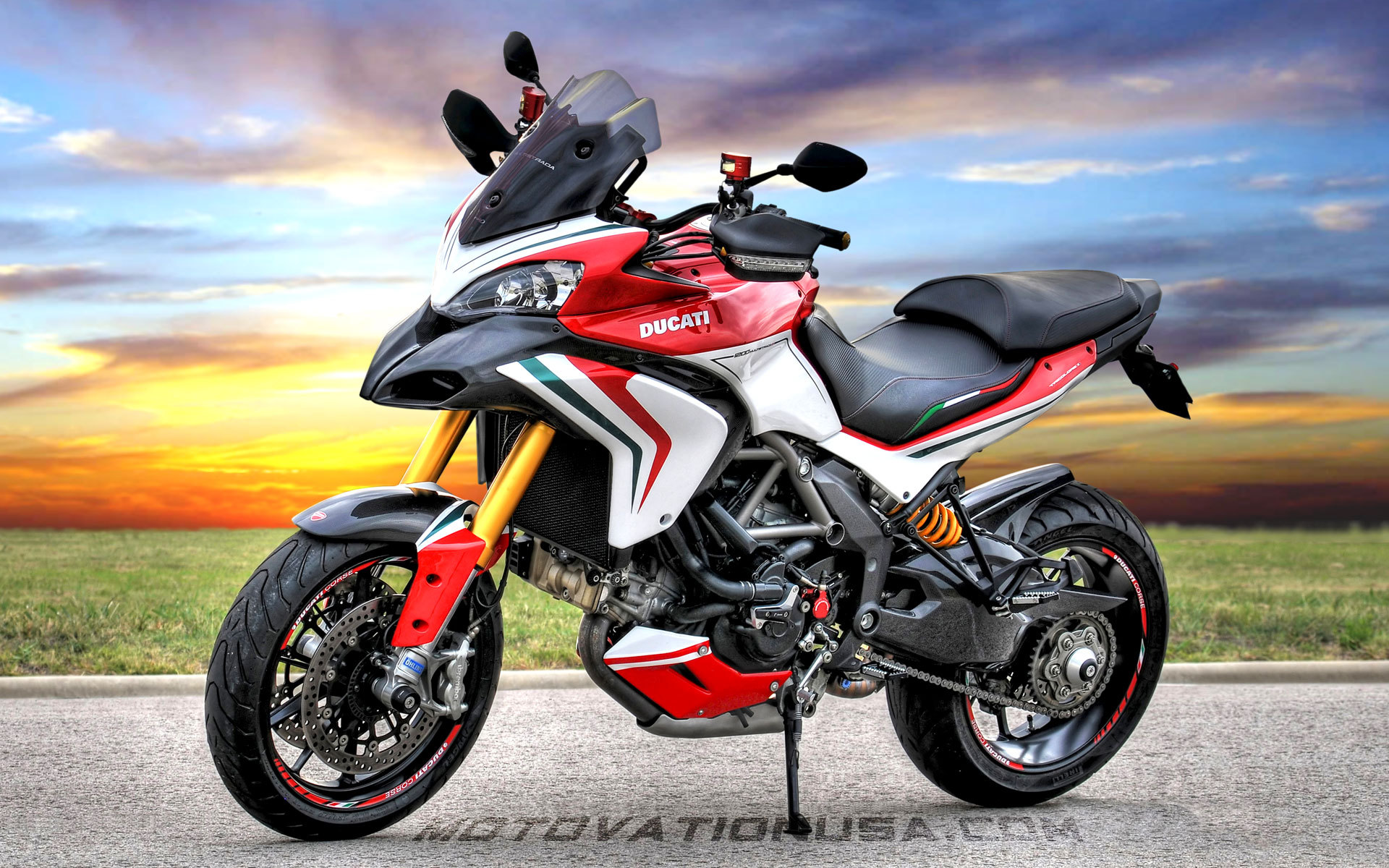 2014 ducati multistrada 1200 moto zombdrive com. Black Bedroom Furniture Sets. Home Design Ideas