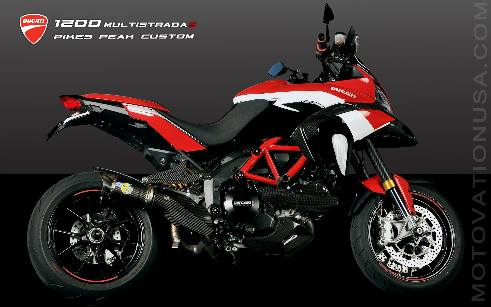 ducati ducati multistrada 1200 s pikes peak moto. Black Bedroom Furniture Sets. Home Design Ideas