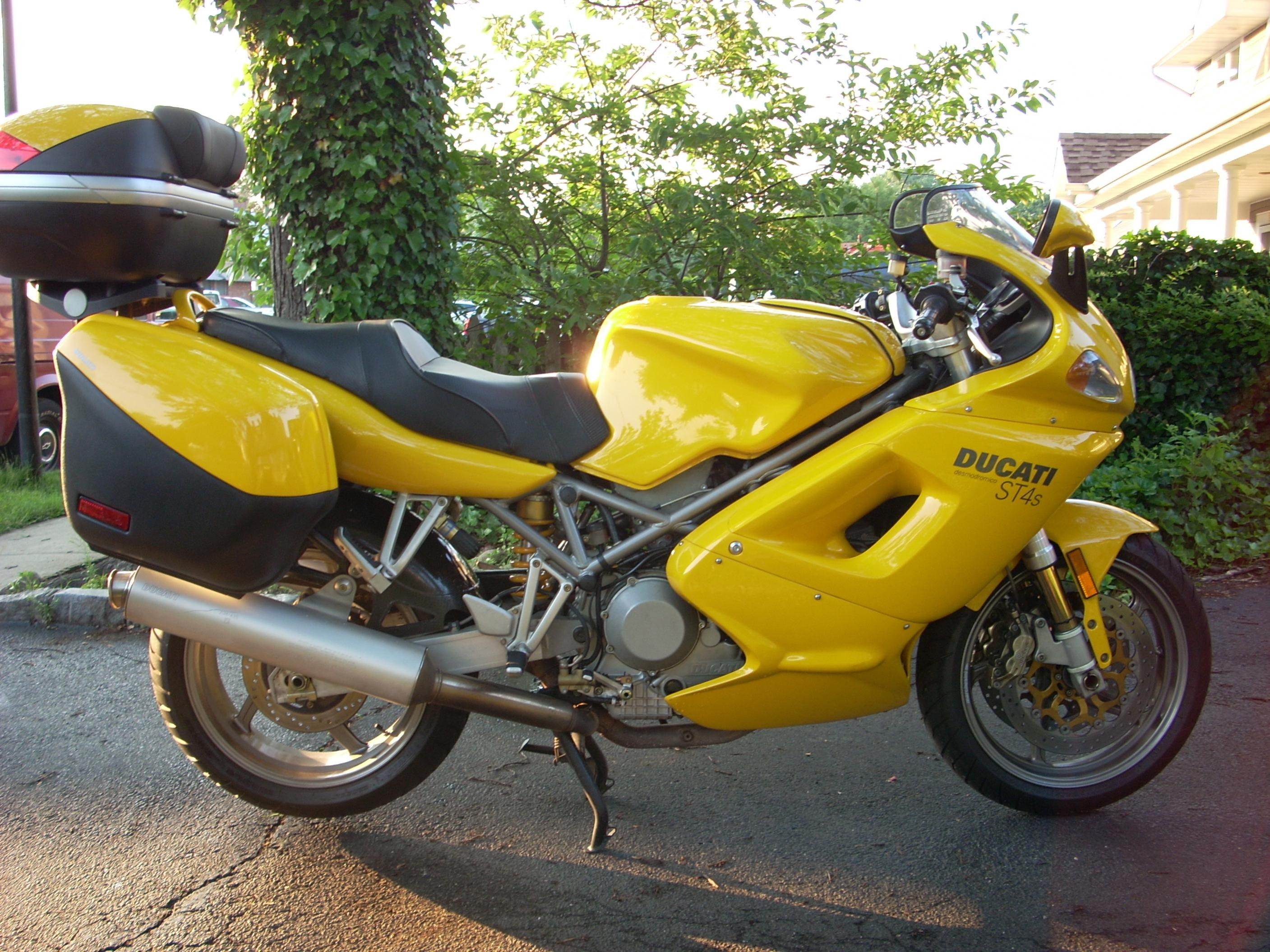 Ducati ST4S ABS 2003 #11