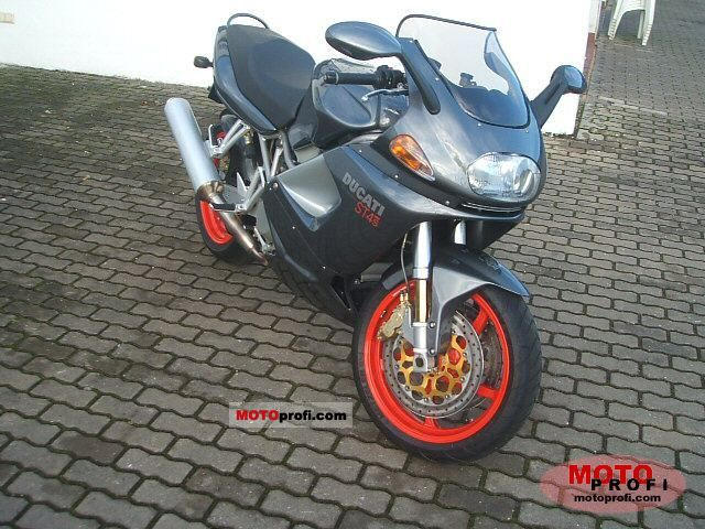 Ducati ST4S ABS 2003 #3