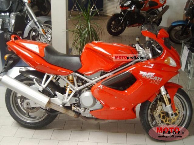 Ducati ST4S ABS 2003 #4