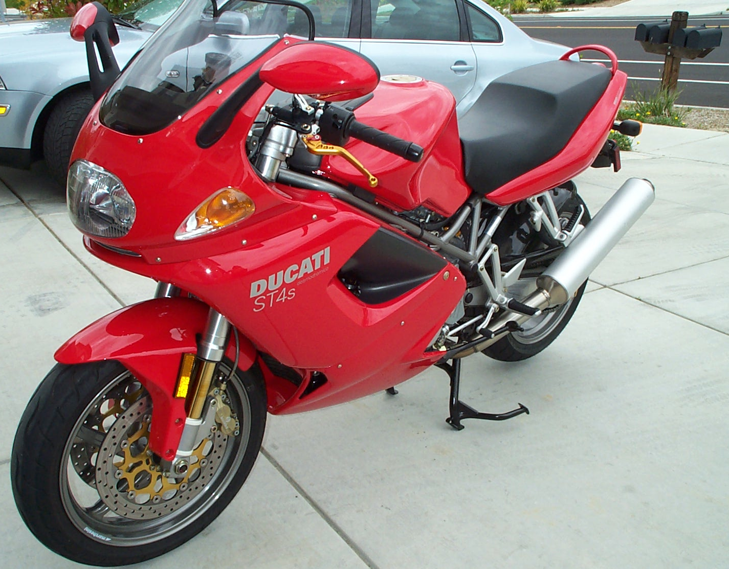 Ducati ST4S ABS 2003 #9