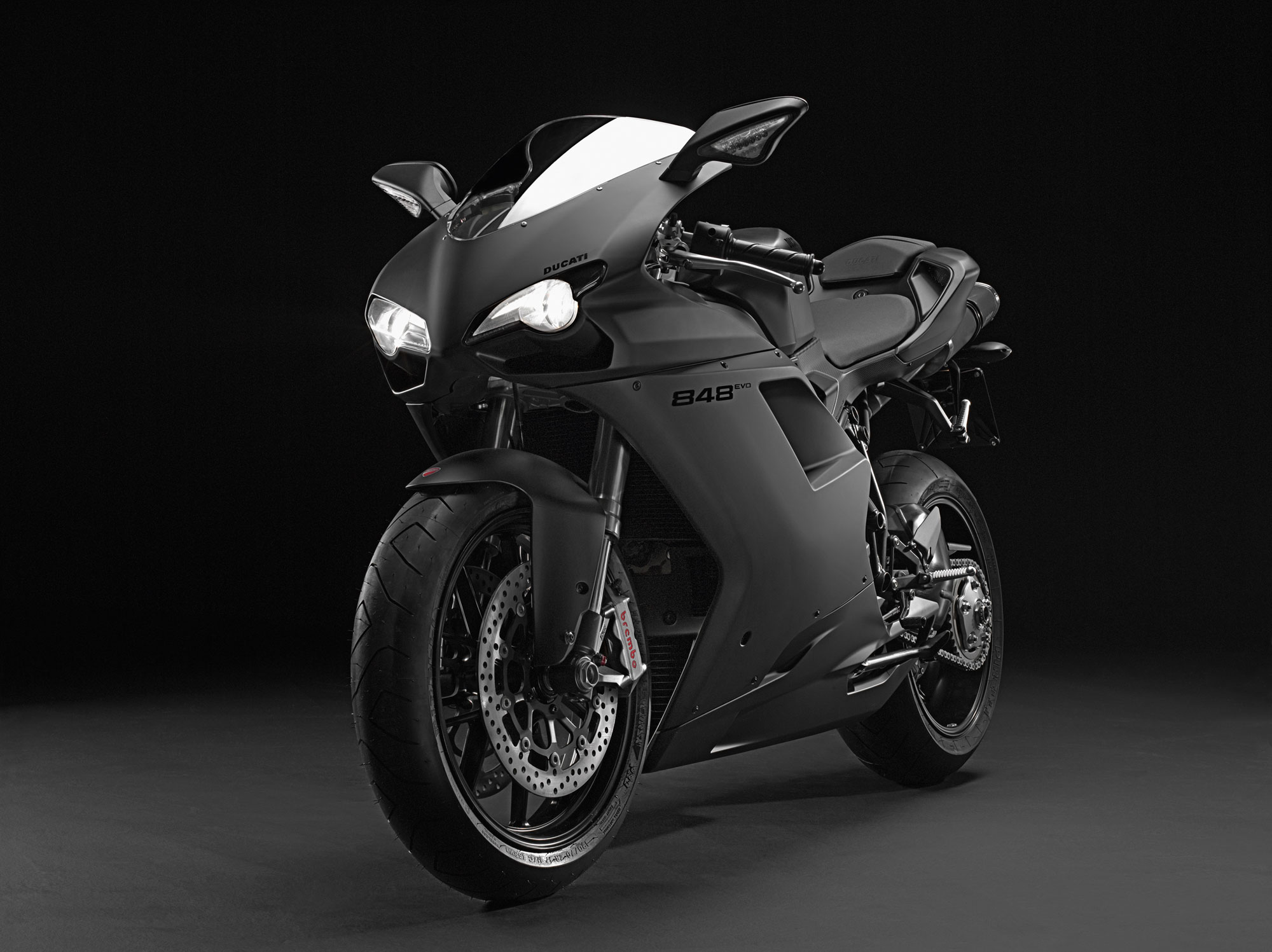 Ducati Superbike 848 Evo Dark #2