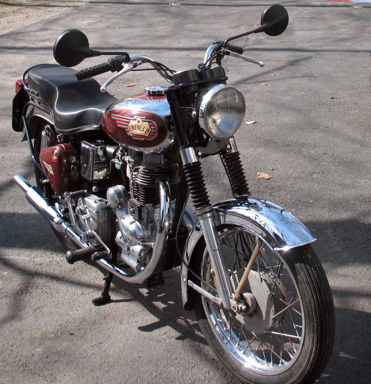 Enfield 350 Bullet Superstar #1