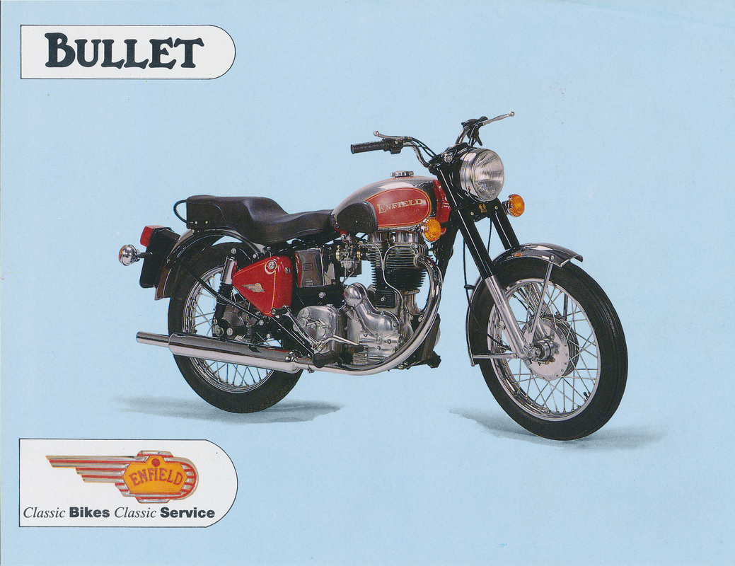 Enfield 350 Bullet Superstar #4