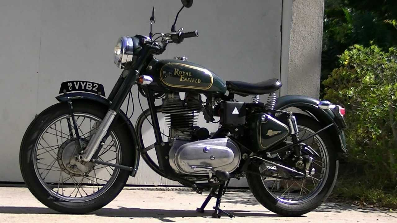 Enfield 500 Bullet Army 2003 #3