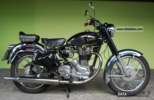 Enfield 500 Bullet Classic 2003 #1