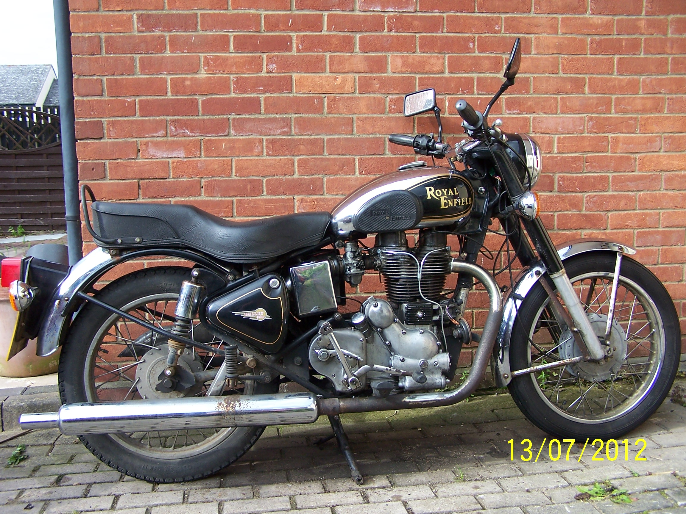 Enfield 500 Bullet Classic 2003 #8