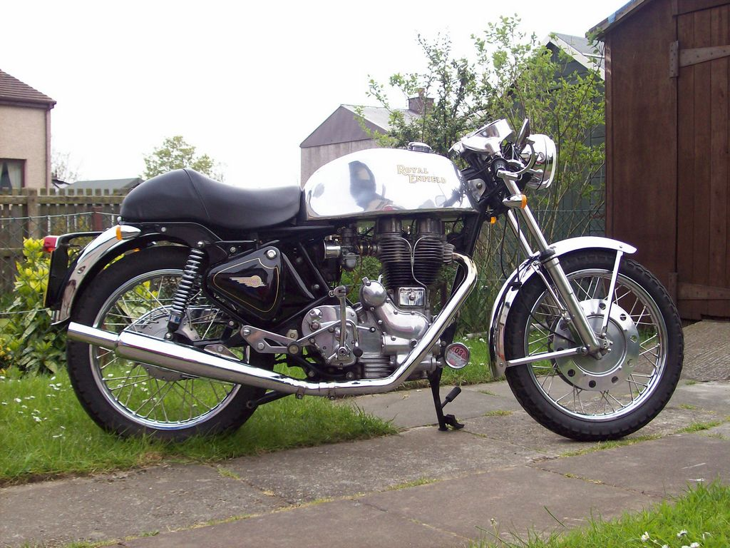 Enfield 500 Bullet (reduced effect) #9