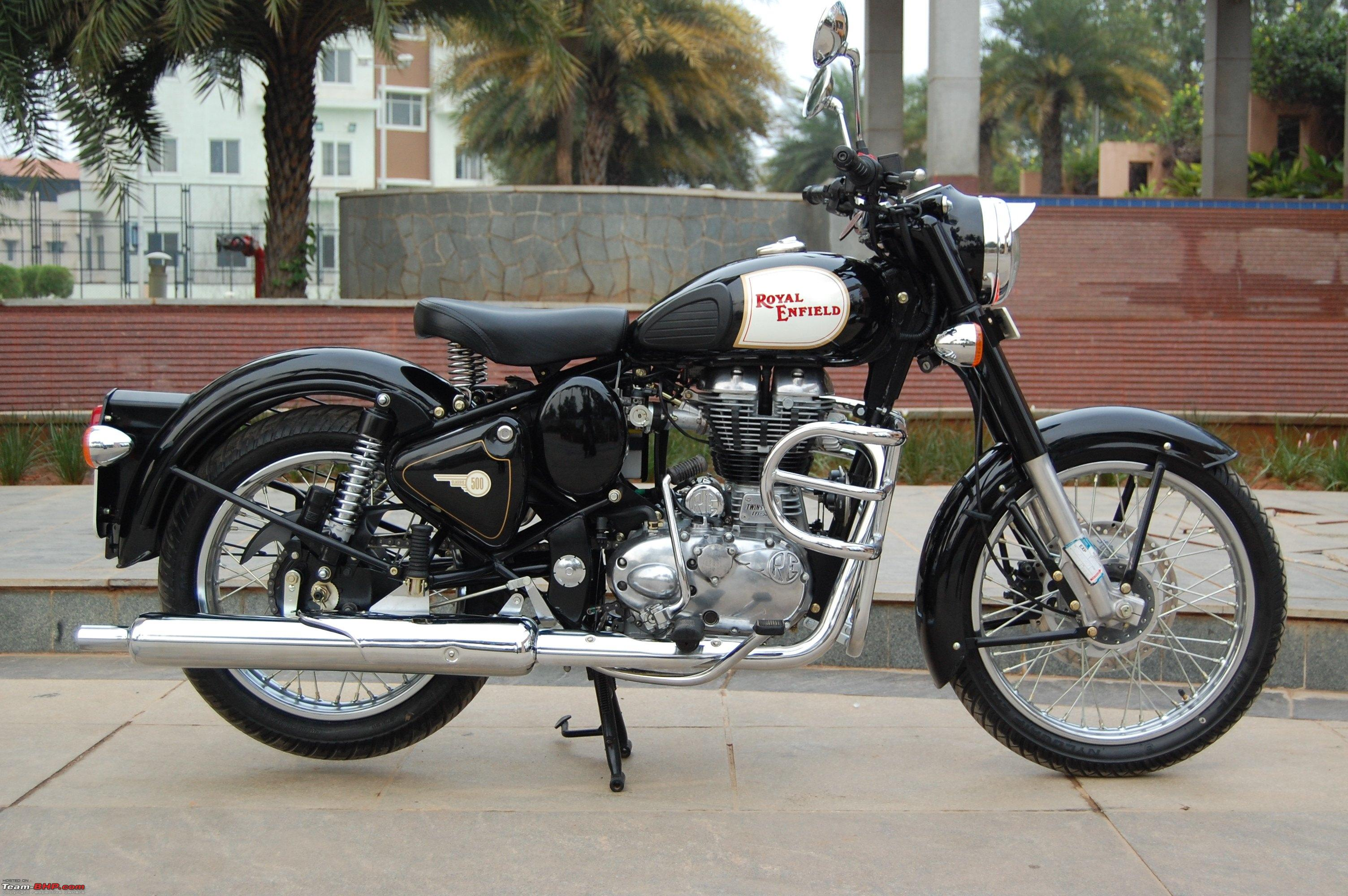 Enfield 500 Bullet (reduced effect) #11