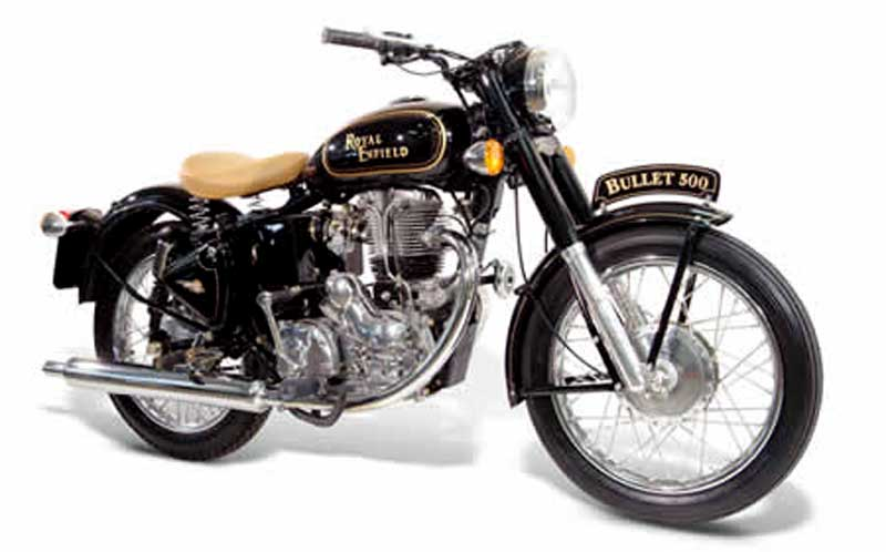 Enfield 500 Bullet (reduced effect) #12