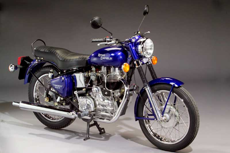 Enfield 500 Bullet (reduced effect) 1991 #1