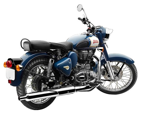Enfield 500 Bullet (reduced effect) #7