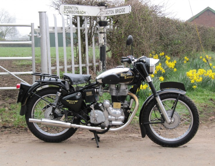 Enfield 500 Bullet Sixty-Five #1
