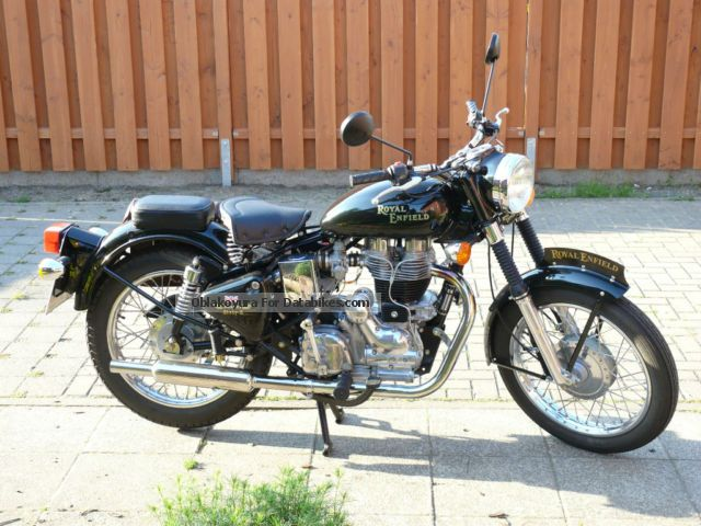 Enfield 500 Bullet Sixty-Five #11